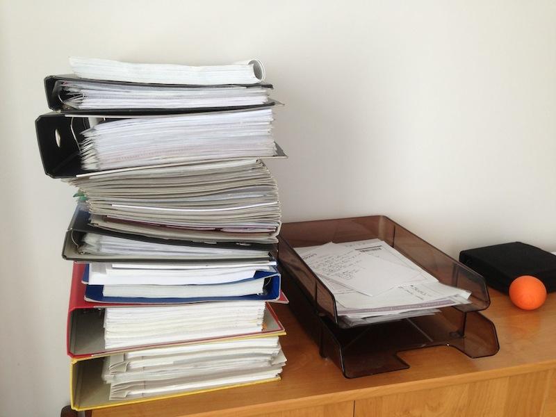 30-dniowe wyzwanie: paperless